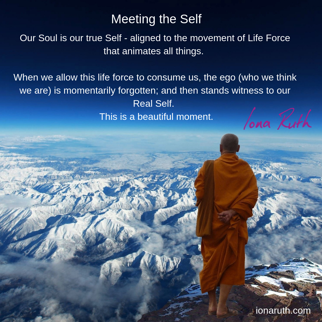 Meeting the Self